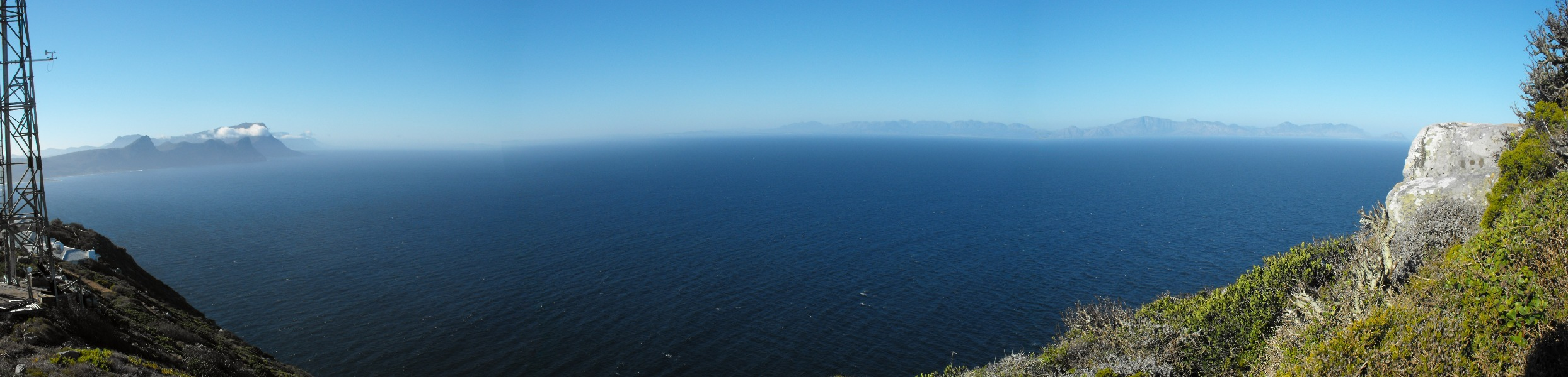 The view from Cape Point
