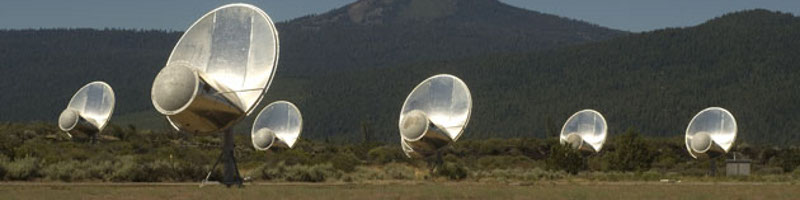 The Allan Telescope Array