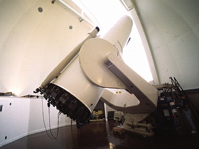 The 48-inch Oschin Schmidt Telescope at the Palomar Observatory